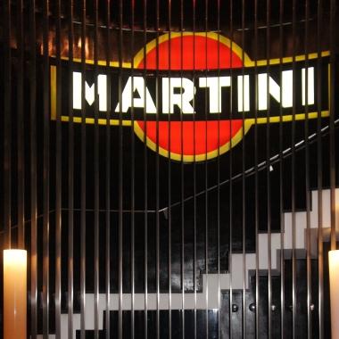 Martini Staircase