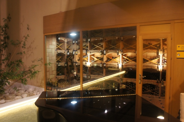 H10 Hotel Piano Room