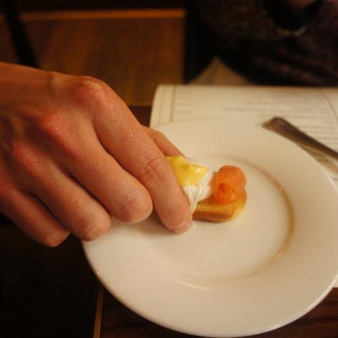 A mini Cavendish Egg