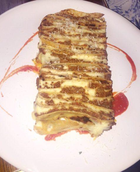 100 Layer Lasagne