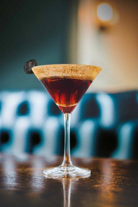 Bar cocktail