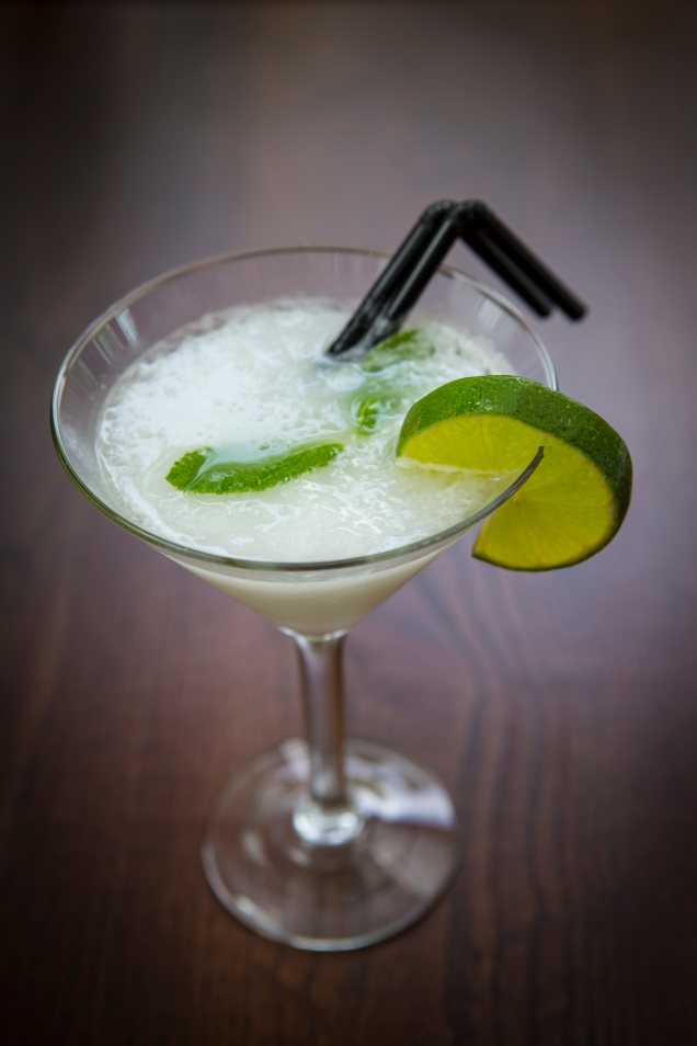 Cocktail 2 with lime
