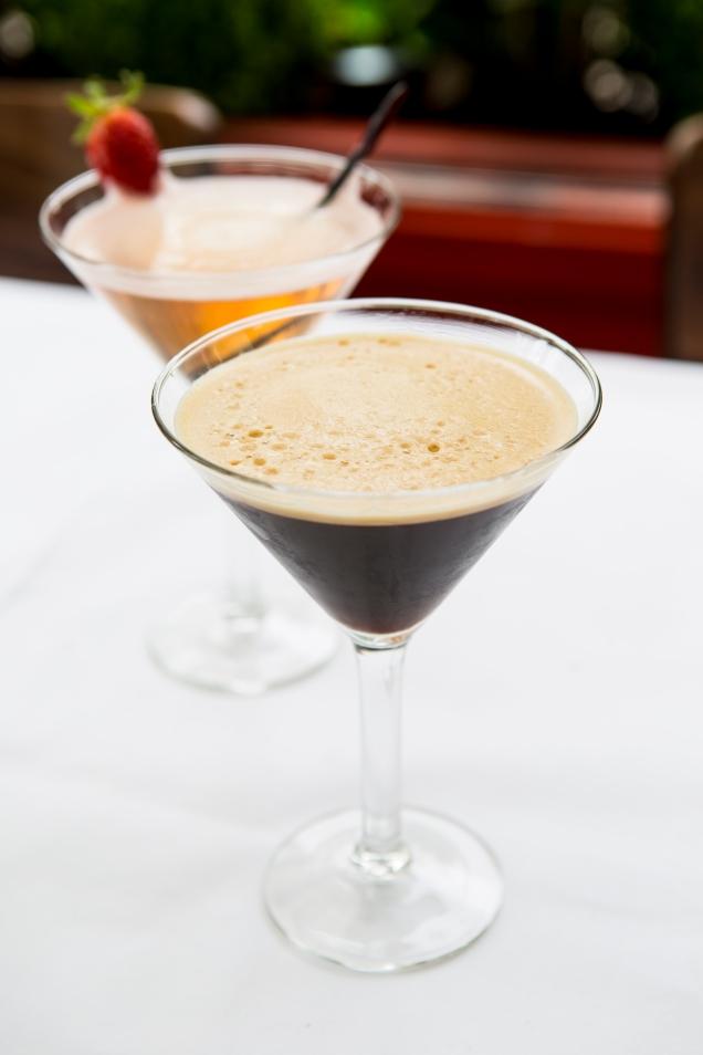 Cocktail Martini 1 and Espresso Martini