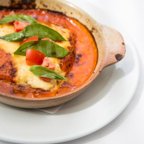 Lasagna Vicino classic beef lasagne in pink sauce £11.5 (2)