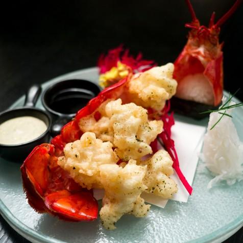 Lobster Tempura (2)