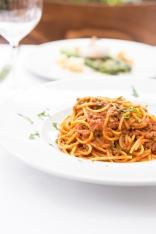 Spaghetti al Ragu classic spaghetti bolognese £9 (1)