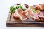 Tagliere di Salumi selection of salami, parma ham, sundried tomatoes & mozzarella (Platter for 2) gf £12 (3)