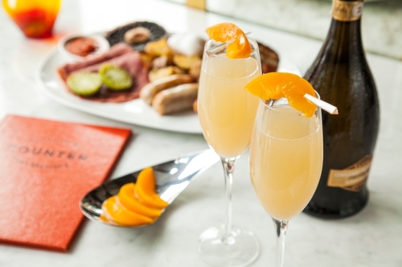 Bottomless Bellini lands