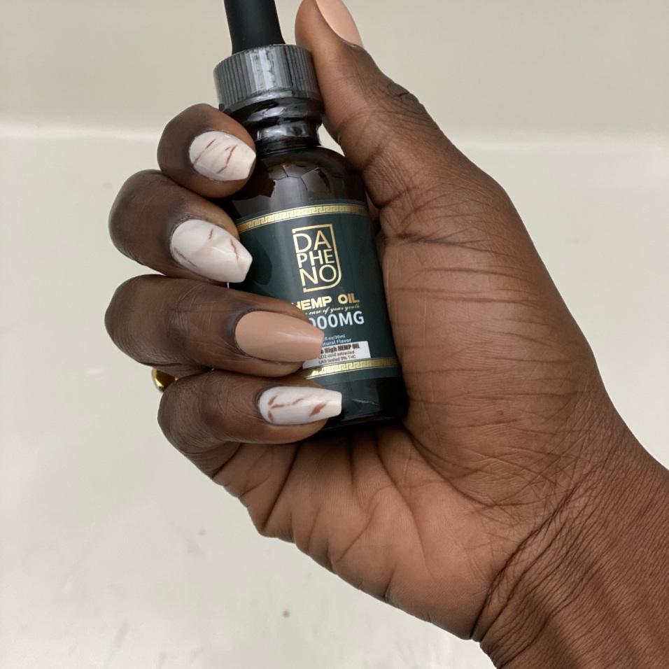 Dapheno Hemp Oil