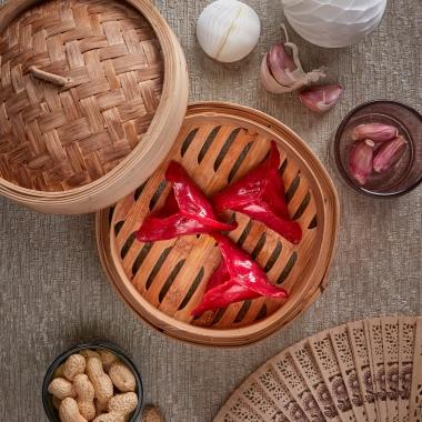 Beef Satay Dumpling