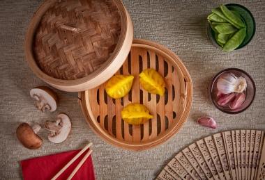 Buddha's Delight Dumpling