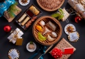 Ping Pong Food Selection