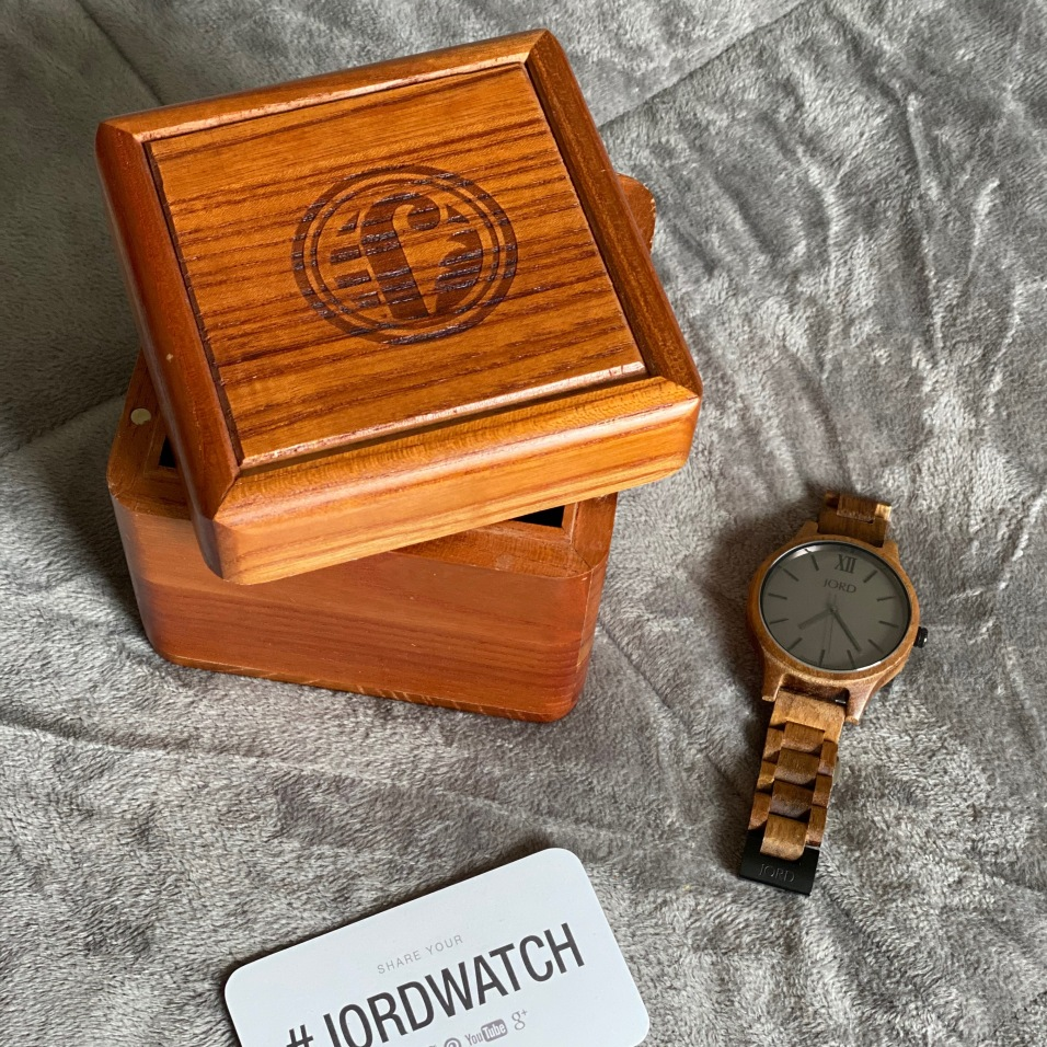 Jord Watch Frankie II Box