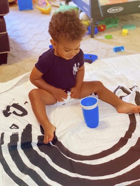 Prince playing Baby Jives 6