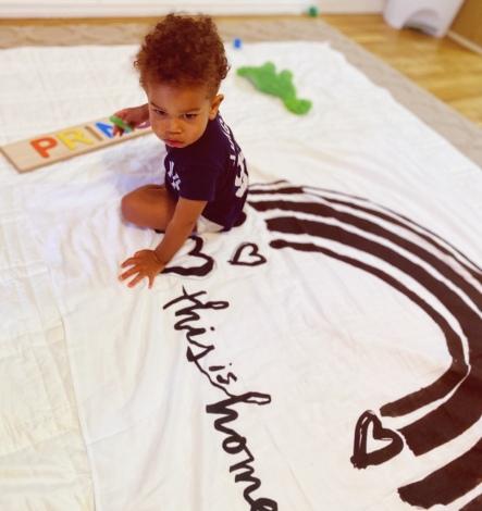 Prince playing Baby Jives 9