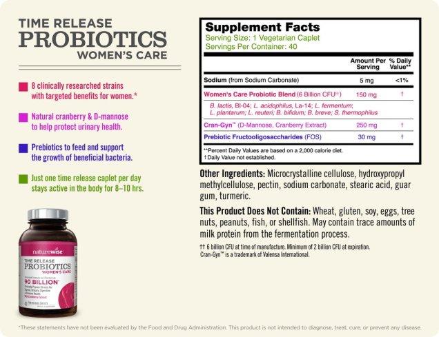 Women's Care Probiotics
