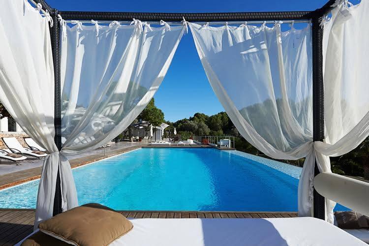 The villa Ibiza