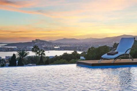 The villa Ibiza 2