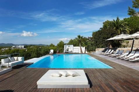 The villa Ibiza 3