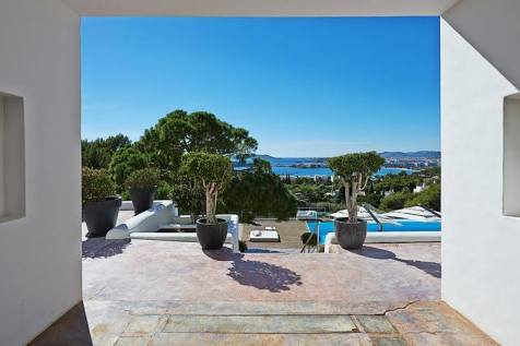 The villa Ibiza 5