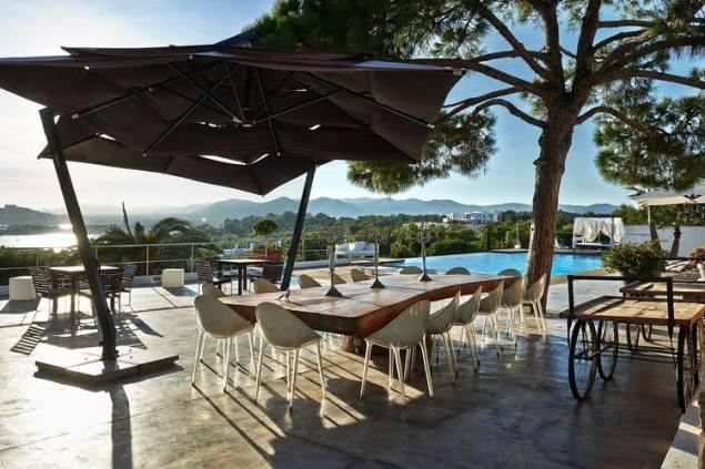 The villa Ibiza 6