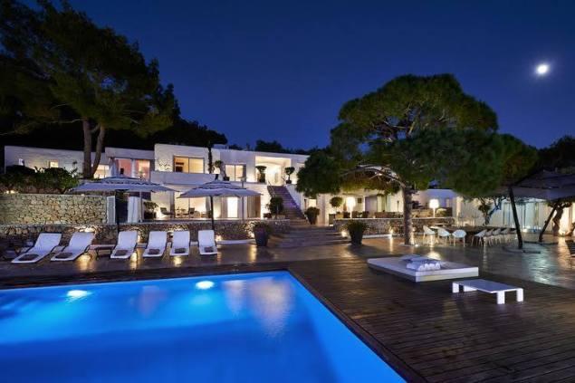 The villa Ibiza 7
